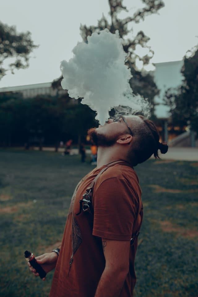 Strep on smoking throat weed Feel like